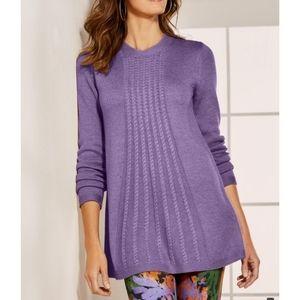 Soft Surroundings Sydney sweater
